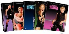 La Femme Nikita Complete Original Series Season 1 2 3 4 5 DVD Box Sets +Extras!
