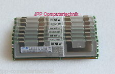 8GB 2 x 4GB RAM Dell PowerEdge 2950 667Mhz FB DIMM DDR2 Samsung PC2-5300F SERVER