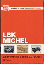 Michel-Katalog Liechtenstein-Spezial 2013/2014, 32. Auflage