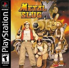 Metal Slug X PS1 Great Condition Fast Shipping
