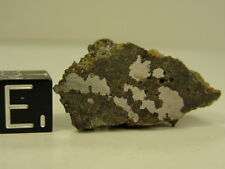 Estherville Achondrite Mesosiderite-A3/4 Meteorite - EST-0005 - 13.54g THE ONLY