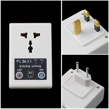 UK plug Cellphone Phone PDA GSM RC Remote Control Socket Power Smart Switch SY
