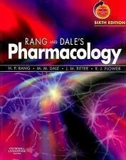 Rang & Dale's Pharmacology: With STUDENT CONSULT  Online Access, 6e (Rang and Da