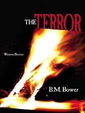 Five Star First Edition Westerns - The Terror: Western Stories-ExLibrary