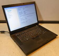 Dell Latitude E6500 Intel Core 2 Duo P8600 @ 2.40GHz 4GB Laptop Computer, no hdd