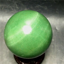 146g  NATURAL green Aventurine Jade CRYSTAL Sphere ball HEALING   H841