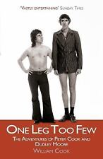 NEW - One Leg Too Few: The Adventures of Peter Cook & Dudley Moore