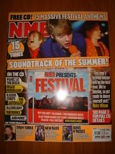 NME 2006 JUN 17 PANIC! AT THE DISCO FRANZ RAZORLIGHT