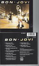 CD--BON JOVI -- -- BON JOVI