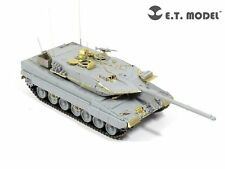 ET Model E72027 1/72 Modern German Leopard 2 A6 Detail Up Set for Dragon 7232