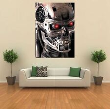 TERMINATOR 2 ROBOT SKELETON NEW GIANT ART PRINT POSTER PICTURE WALL G204