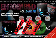 "Entombed ""Hollowman"" Green/Black Splatter Vinyl - Full Dynamic Range 300 ONLY!"