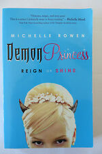 Reign or Shine by Michelle Rowen (2009, Paperback)