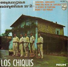 LOS CHIQUIS (ESTAMPAS NORTEÑAS Nº2)-ZAPATEROS AMBULANTES + TENGO UNA NOVIA EN