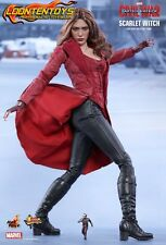 Hot Toys 1/6 MMS370 – Captain America: Civil War – Scarlet Witch IN STOCK