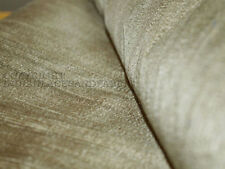 Dupioni Silk Fabric in Gold and Grey Raw Silk for wedding dresses