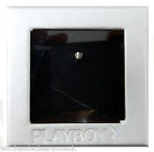 JOBLOT OF 500 SMALL SILVER PLAYBOY BELLY BAR BOXES WHOLESALE CLEARANCE SURPLUS