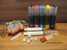 REFILLABLE BUlK INK CIS CISS WITH CHIPS FOR HP PhotoSmart 5522 5524 5525 564XL