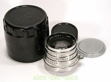 Early Russian Jupiter-8 lens 2/50 mm 1959 year M39 mount.Excellent.CLA.№5912263