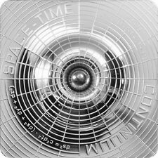Cook 2015 Space-Time Continuum 2 Dollars Silver Coin,Prooflike