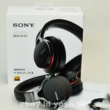 Sony MDR-1ABT Bluetooth Wireless High-Reso Stereo Headphone set Black Japan EMS