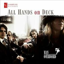 All Hands on Deck by Man Overboard (CD, Jul-2013, Champs Hill Records)