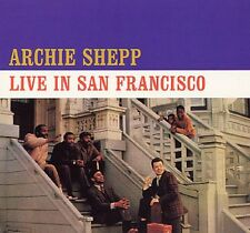 Archie Shepp LIVE IN SAN FRANCISCO 180g Impulse Records NEW SEALED VINYL LP