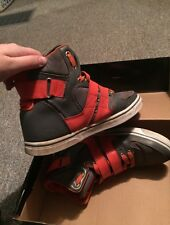 Mens gray and orange Vlado Knight 2 size 10