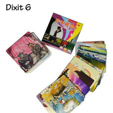 """Dixit 6"" Board Game Card Game 6 Edition Kid's Board Game  Educational Toy"
