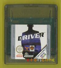 DRIVER 1 Game Boy Color Gbc Versione Italiana »»»»» SOLO CARTUCCIA