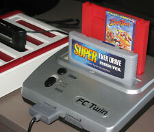 Repro Retro Nintendo NES / SNES Twin Console - Plays NES & Super NES Cartridges