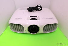 Epson PowerLite Home Cinema 3020 LCD Projector H501A  White ISSUE