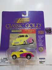 JOHNNY  LIGHTNING 2000 - CLASSIC GOLD COLLECTION - 1941 WILLY'S COUPE