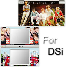 One Direction Popular SKIN DECAL VINYL STICKER COVER for Nintendo DSi