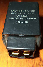 G8D-117Y-2C OMRON RELAY - EXCELLENT!