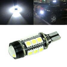 12W HID White 921 T15 Backup Reverse LED Lights Projector Lens Bulbs White