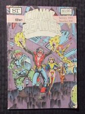 1983 THE COMIC READER Fanzine Magazine #208 VG/FN 5.0 DNAgents Cover