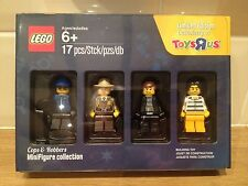 LEGO 5004574 Cops and Robbers Minifigure Collection Set BRICKTOBER