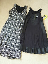 Womens Ladys dresses Next signature new tags size 16 & Next clearence Black