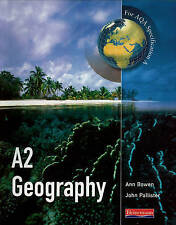 A2 Geography for AQA Specification A (Advanced Geogr..., Bowen, Ms Ann Paperback