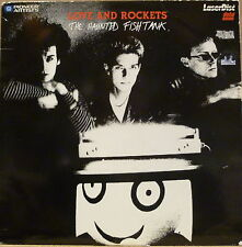 ROCK LASERDISC: LOVE AND ROCKETS, THE HAUNTED FISH TANK