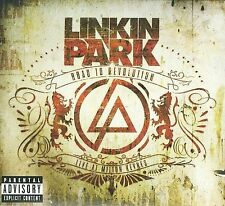 * LINKIN PARK - Road to Revolution Live at Milton Keynes  [Digipak] [CD & DVD]
