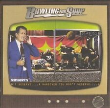A Hangover You Don't Deserve Bowling For Soup Audio CD