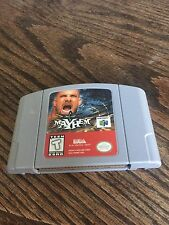 Mayhem Nintendo 64 N64 Game Cart Works NE5