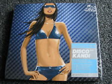 Hed Kandi- Disco Kandi CD-2 CDs-2003-Made in UK-Disco-POP-Dance-Black