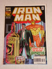IRONMAN #313 VOL1 MARVEL COMICS SCARCE FEBRUARY 1995