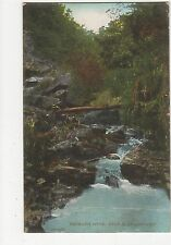 Yorkshire, Hayburn Wyke near Scarborough Postcard, A822