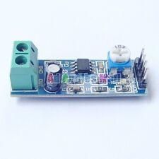 LM386 Audio Amplifier Module Board 5V-12V Adjustable Resistance for Arduino
