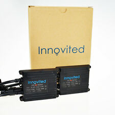 2X AC Innovited HID REPLACEMENT SLIM BALLAST For H1 H4 H7 H11 9004 9006 9007