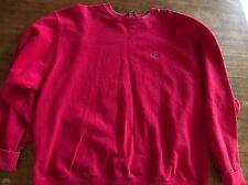 vintage champion Brand sweatshirt Red XXL Excellent Condition